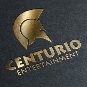 Logodesign für Centurio Entertainment