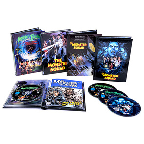 Monsterbusters, Mediabook Verpackungen, Bluray Cover, Cover Design